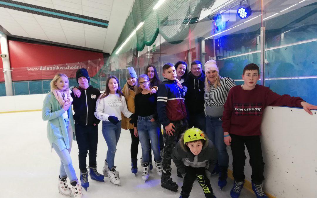 Wyjazd na lodowisko Icemania Lublin
